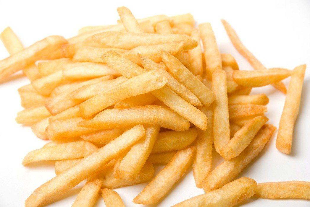薯條示意圖。圖片來源/ingimage。