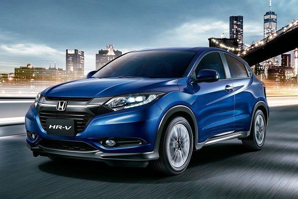 Honda HR-V今年上半年以近4,912輛的銷售成績,排行暢銷休旅第三。 圖...