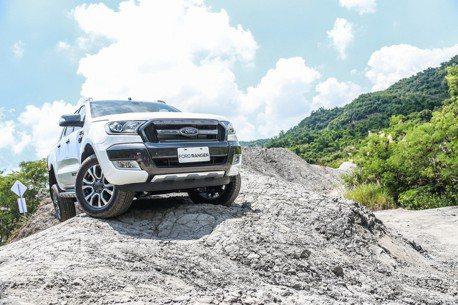 Ford Ranger運動皮卡風靡亞太市場 2018上半年再創銷售新紀錄