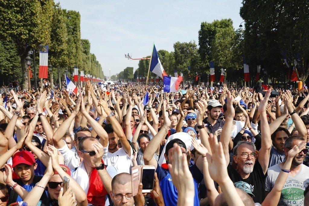 世界盃奪冠讓法國人對於這些被貼上標籤的移民就此改觀 美聯社