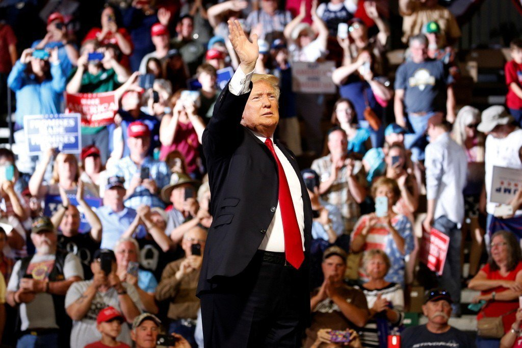2016年美國總統大選所暴露出來的,都是「下層」群眾對於現有的菁英階級與權勢集團...