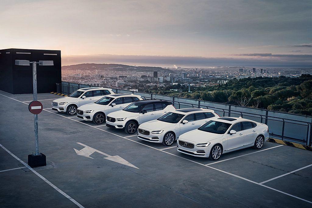 Volvo Cars最大的銷售區域仍在歐洲,今年上半年銷售增長5.7%外,總銷售...