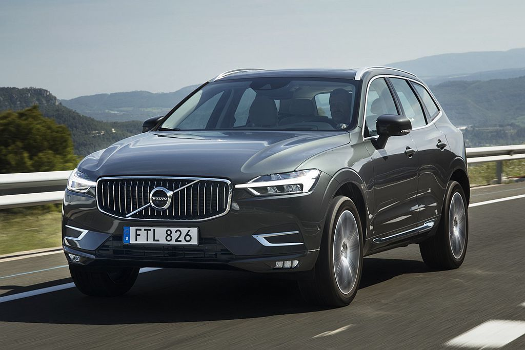 全新第二代Volvo XC60是目前品牌賣最好的車款,今年上半年於全球賣出88,...