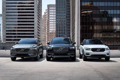 賣最好的並非是XC40!Volvo Cars上半年銷售達雙位數成長