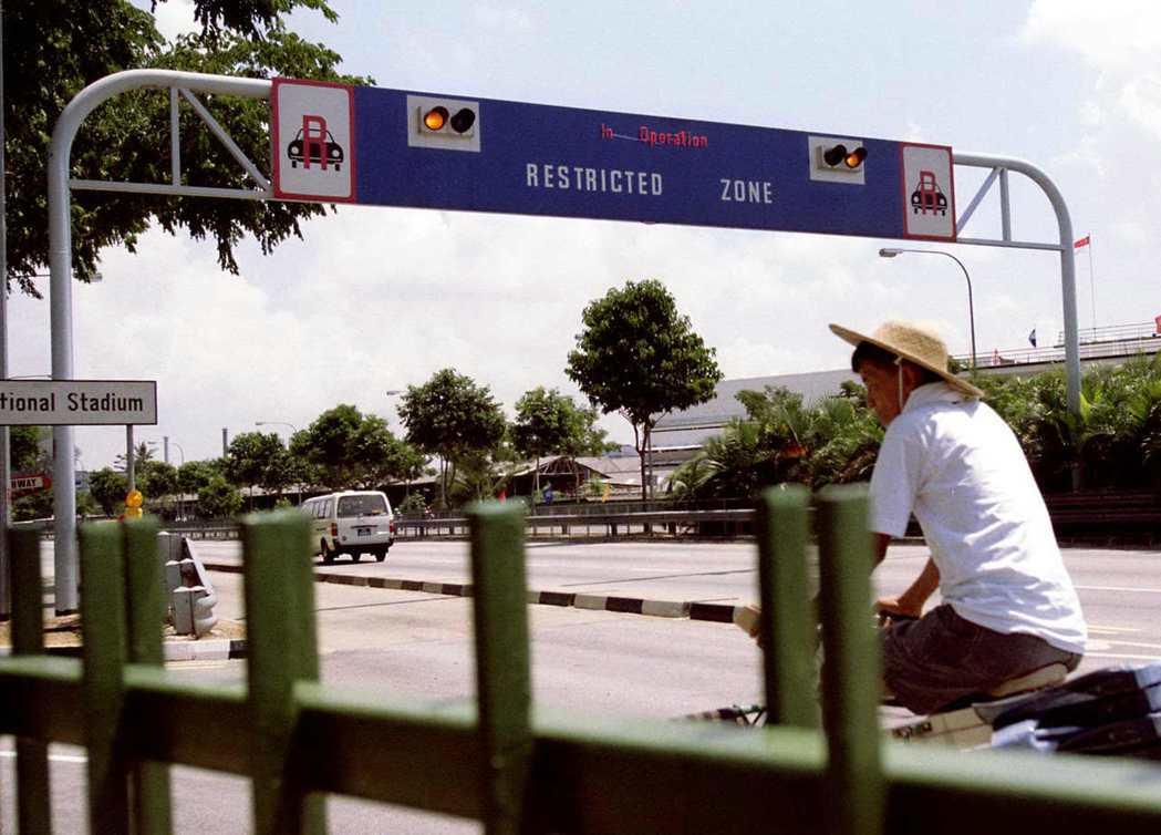 新加坡政府希望推行非動力交通工具的淵源已久。 圖/路透社