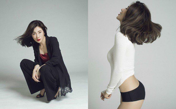 圖/擷取自《Kimiko的女性日常美態:姿勢回正,自然就瘦了》、Bella儂儂提...