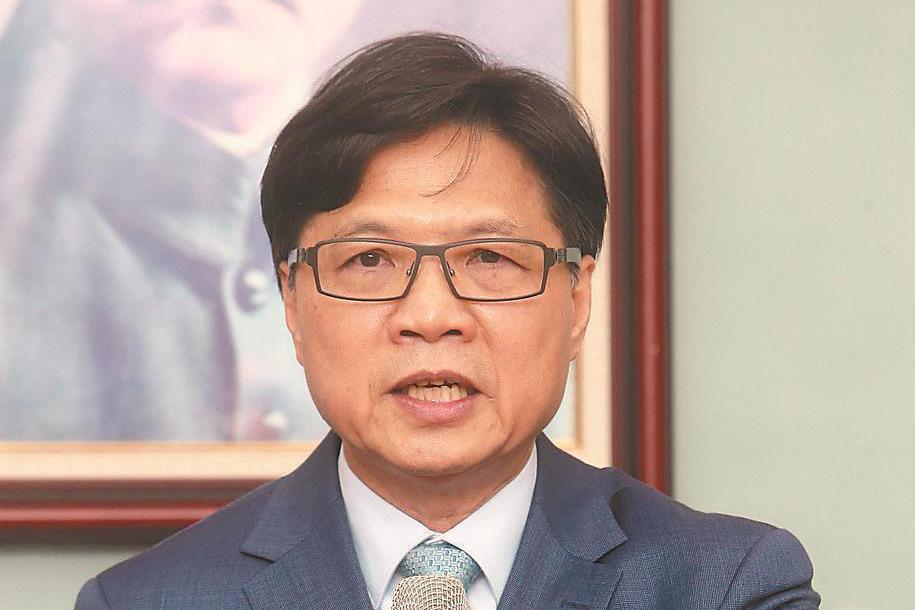 教育部長葉俊榮。記者胡經周/攝影