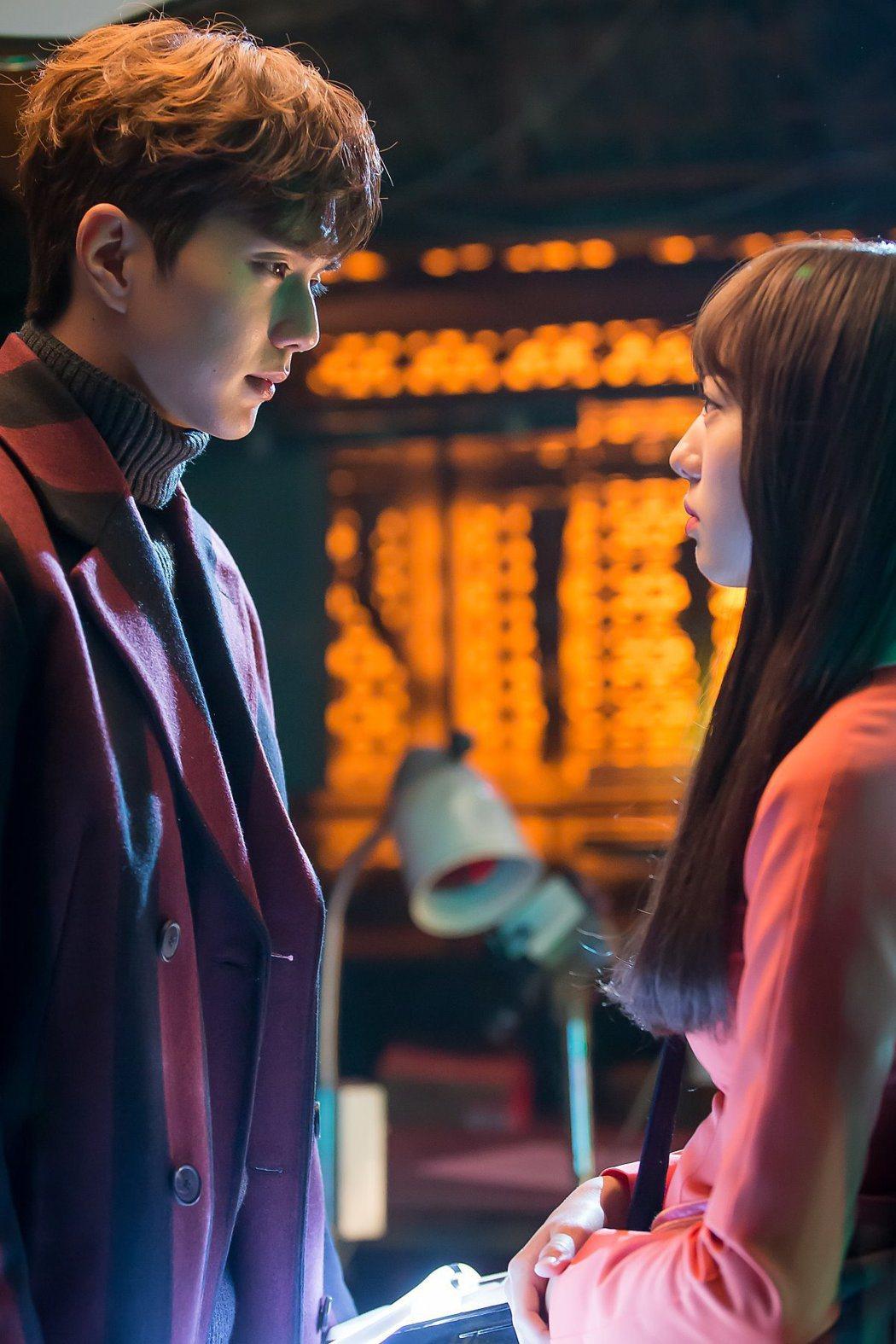 俞承豪、蔡秀彬演出「沒關係不是機器人」。圖/衛視中文台提供