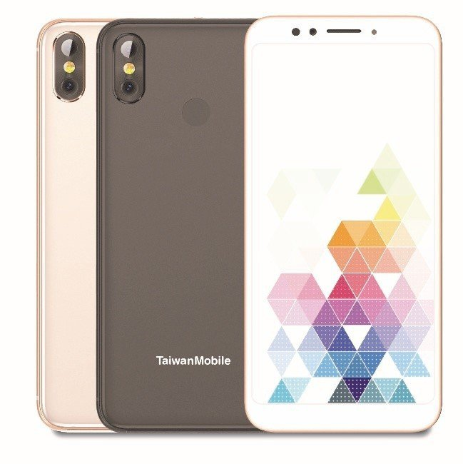3G升4G用戶換機新選擇,台灣大哥大自有品牌Amazing首款平價指紋解鎖手機A...