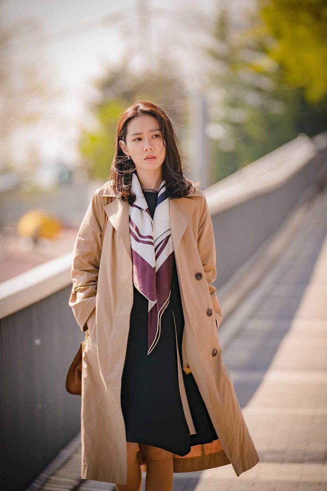 孫藝真睽違5 年重返電視螢光幕。圖/東森戲劇台提供