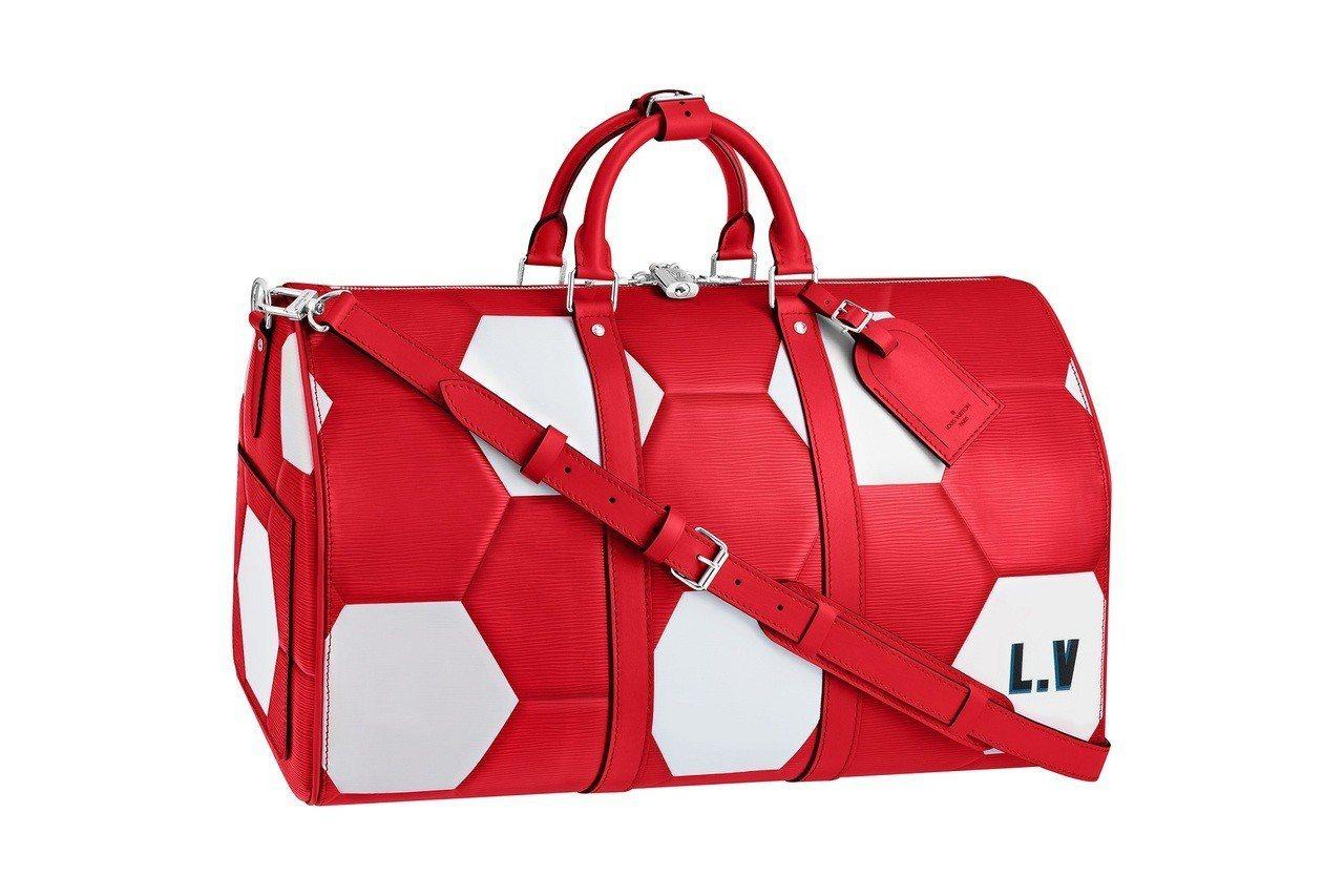 Keepall 50手袋,售價14萬6,000元。圖/LV提供