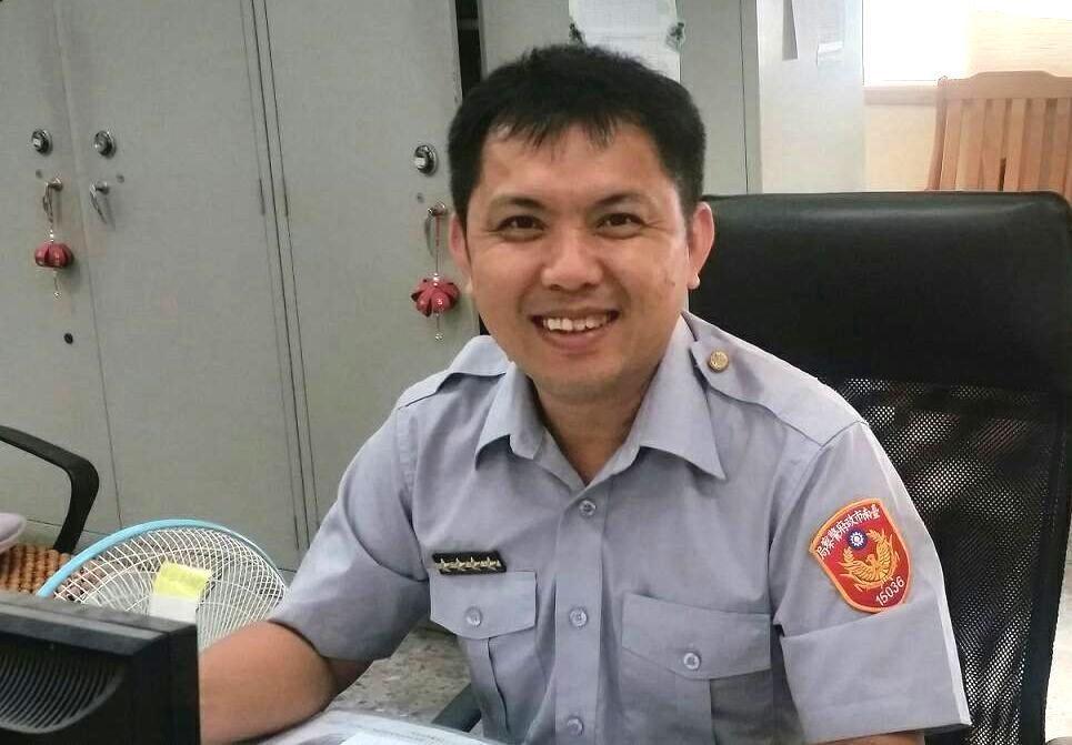 台南市警五分局鄭嘉德是尋人高手,去年獲頒國家警英獎。圖/聯合報系資料照片