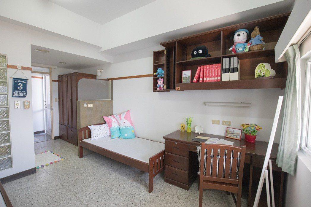 嘉藥備有多款宿舍房型提供學生選擇。 嘉藥/提供
