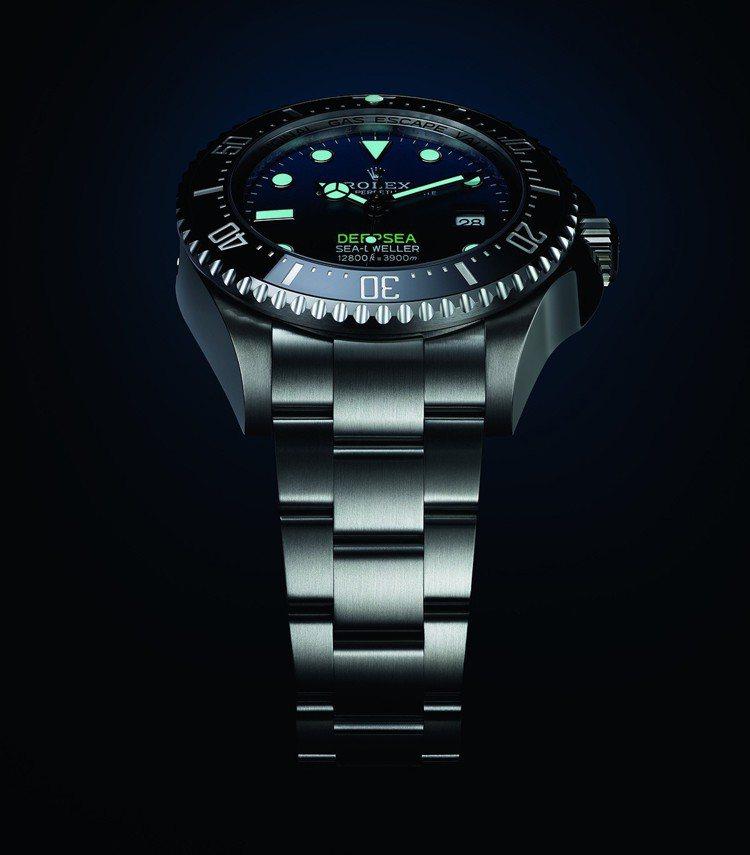 型號126660/直徑44毫米/蠔式鋼錶殼/3235型機芯/動力儲備約70小時/...