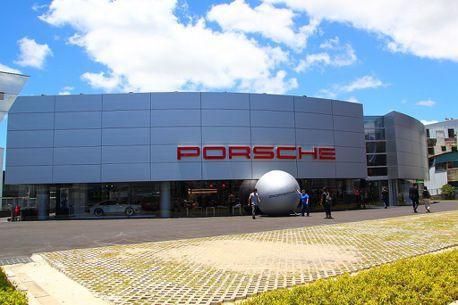進口車市連年成長 讓Porsche、Lamborghini也積極拓點