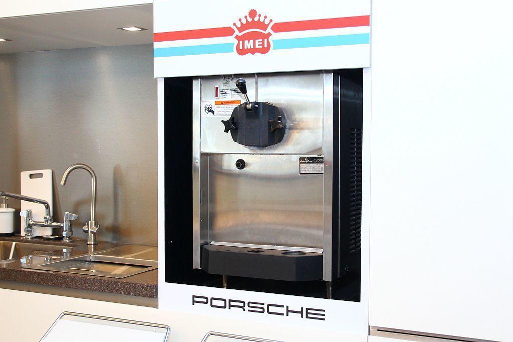 美國Electro Freeze霜淇淋機 記者張振群/攝影
