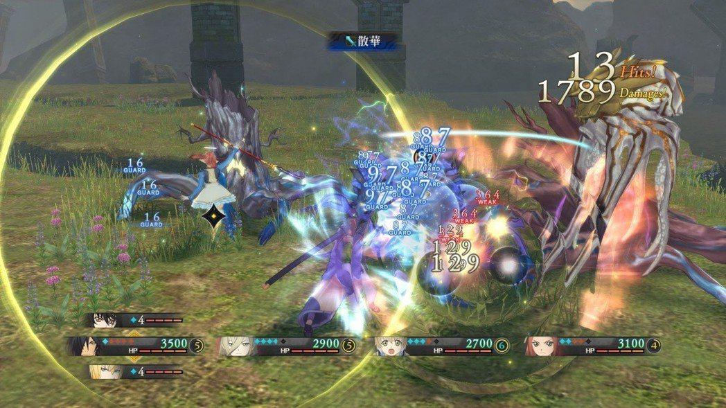 迷宮探索玩法稍嫌無趣,幸好快節奏的戰鬥系統讓攻略過程充滿樂趣。