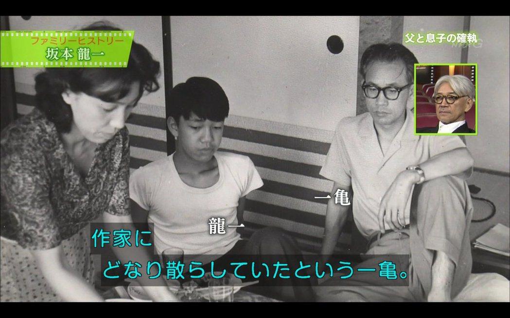 4月23日,由日本NHK電視台策劃製作的採訪節目《Family History》...