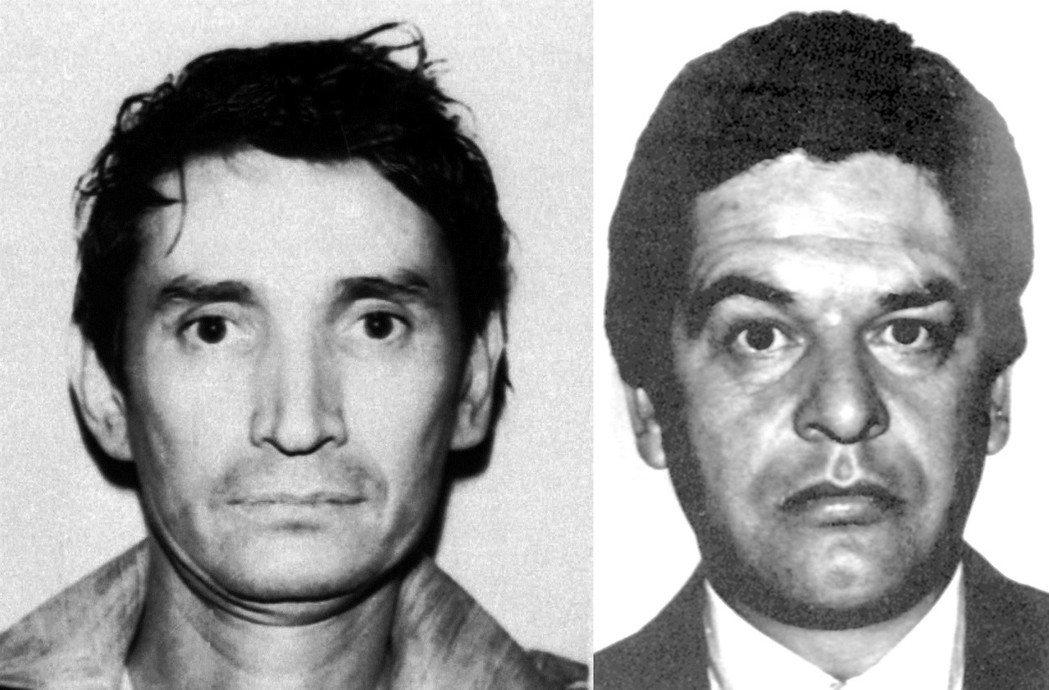 提華納大毒梟菲利斯.賈亞多(Félix Gallardo,圖左)1989年因震驚...
