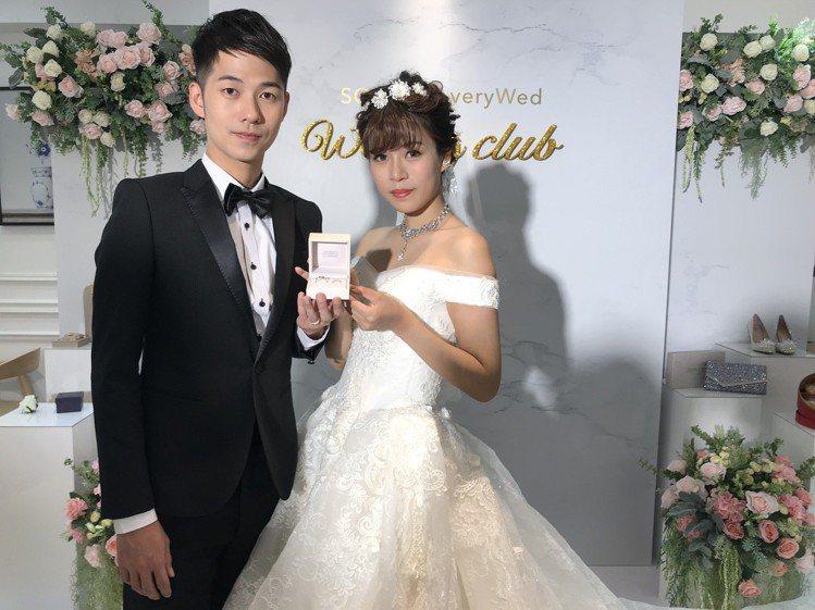 SOGO與婚禮網站veryWed跨界合作成立「Wedding Club」,提供線...