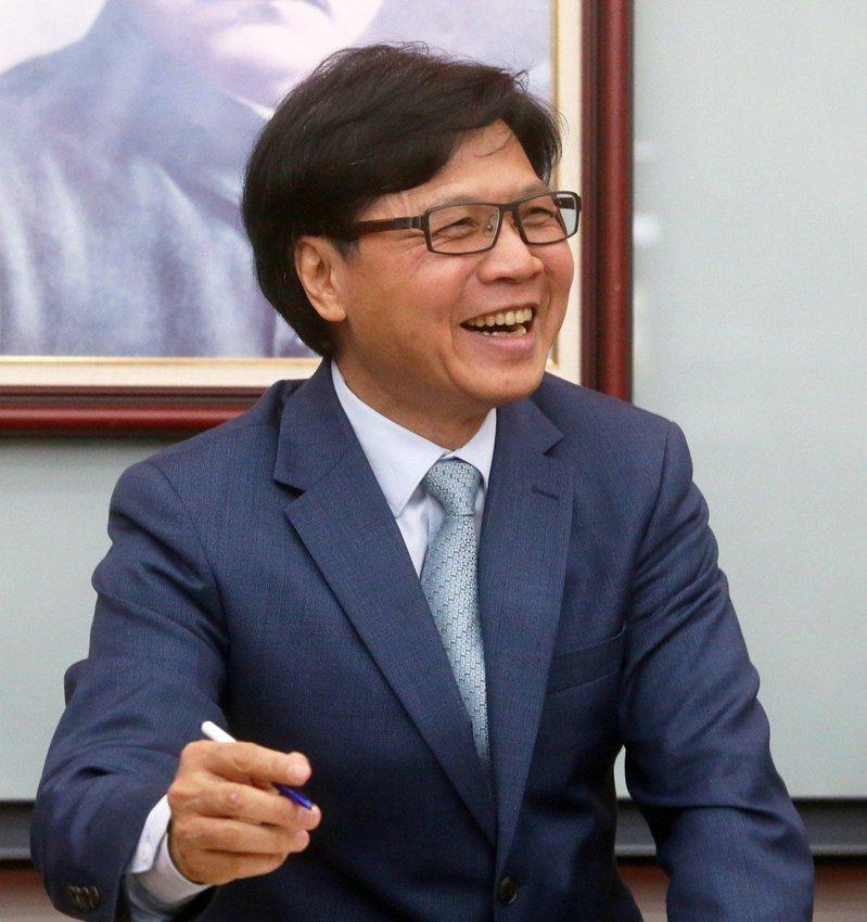 葉俊榮。記者胡經周/攝影