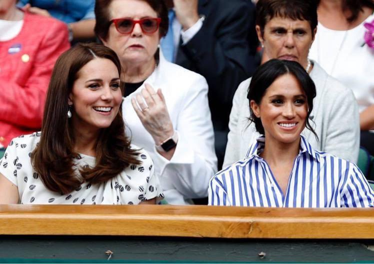 凱特王妃、薩塞克斯公爵夫人梅根馬克爾愛用清新花香調香水。圖/摘自kensingt...