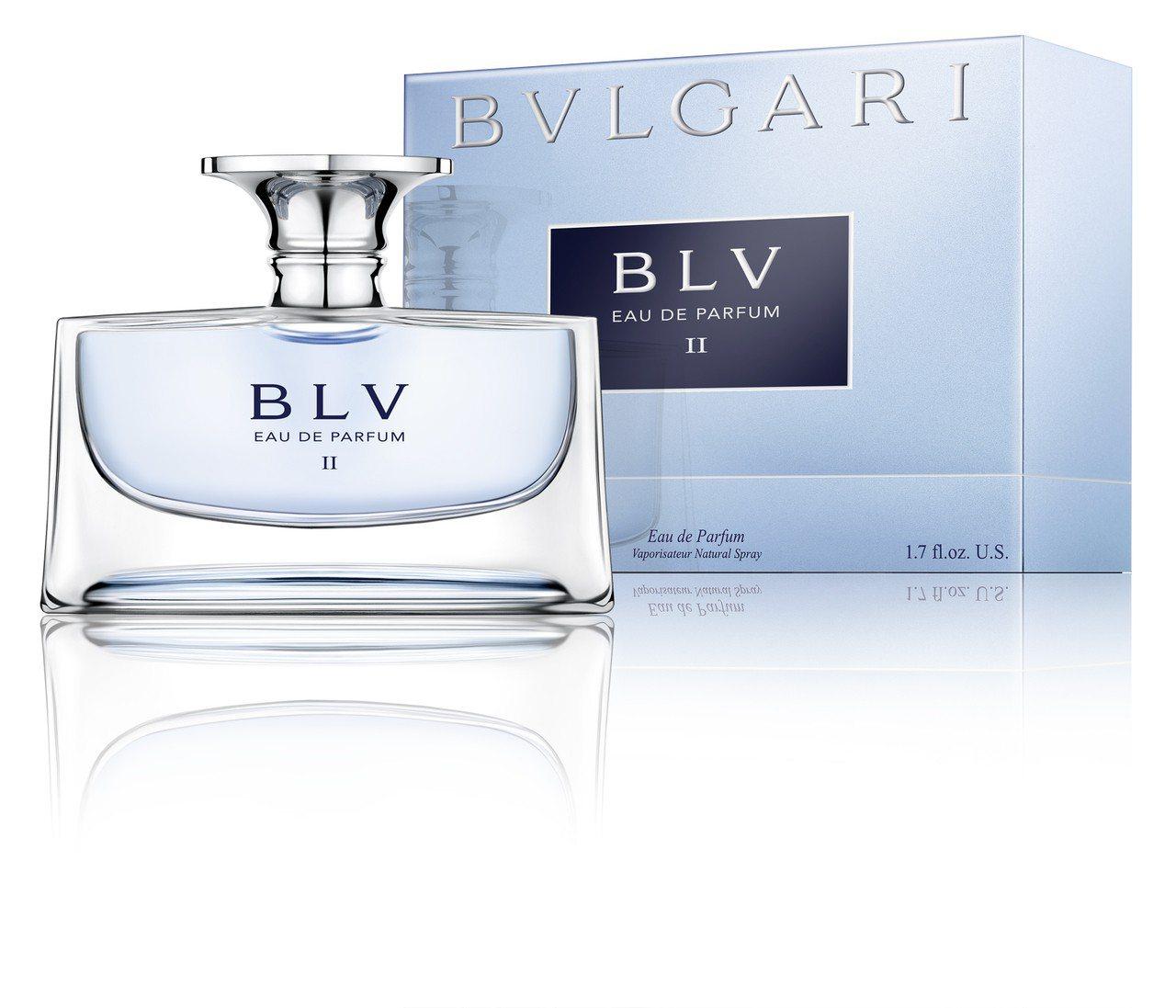BVLGARI寶格麗BLV Eau de Parfum II沁藍女性淡香精,已停...