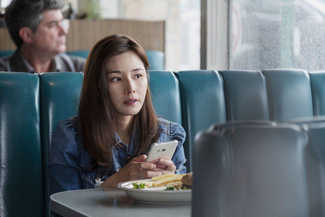 陳怡蓉拍攝「雙城故事」期間發現懷孕。圖/青睞影視提供