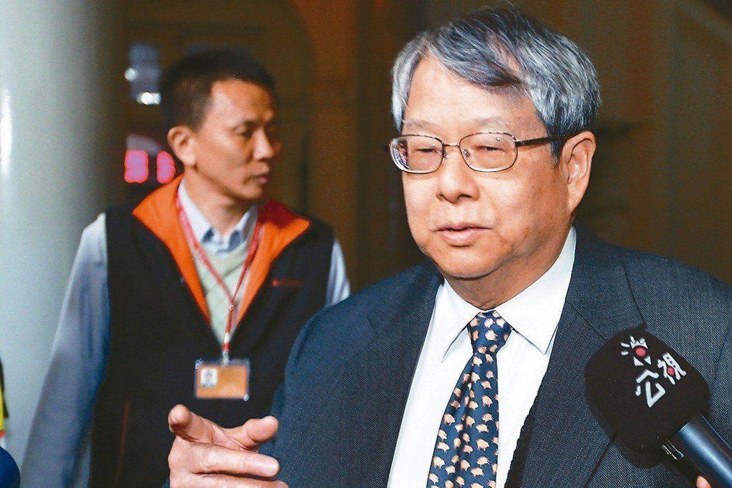 監察委員陳師孟。 圖/聯合報系資料照片