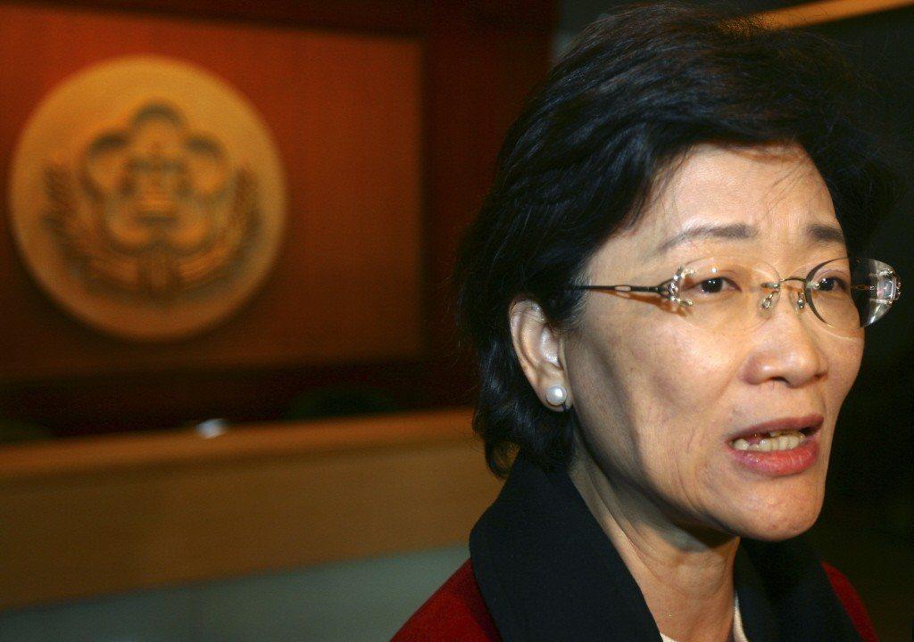 前法務部長王清峰。 圖/聯合報系資料照片