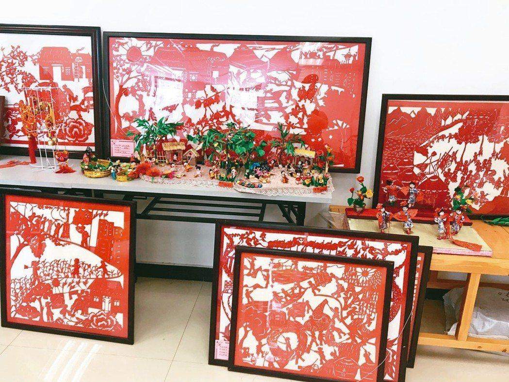 中國傳統的剪紙藝術,曾在2009年入選聯合國「人類非物質文化遺產目錄」,而徐州正...