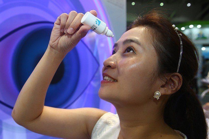 國內首創「眼滴劑新劑型技術平台」,所需藥物劑量僅為1/8,可增加眼部組織曝藥量最...