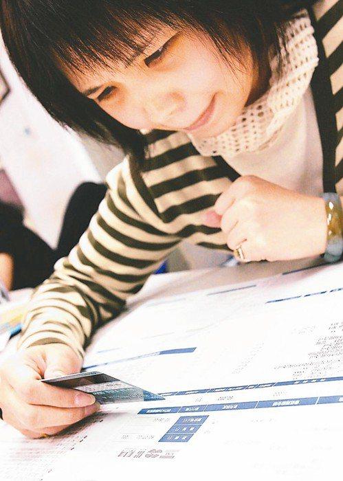 銀行的小額貸款方案可用來完成每個階段各類計畫與夢想。 聯合報系資料照