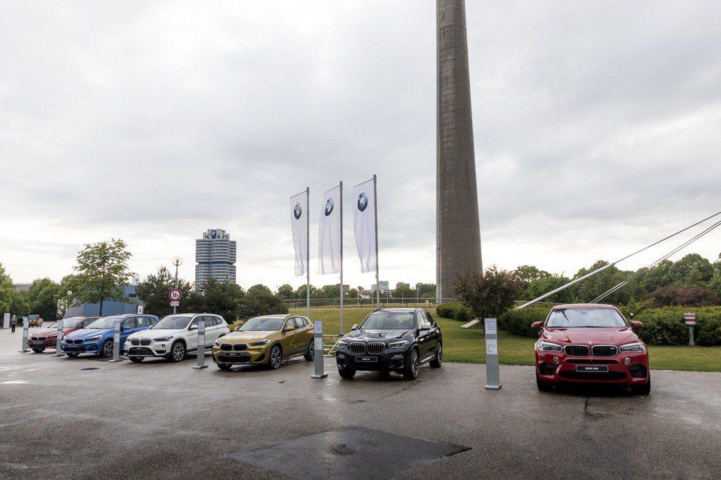 BMW集團在今年上半年共售出1,242,507輛,與去年同期相比成長了1.8%。 摘自BMW