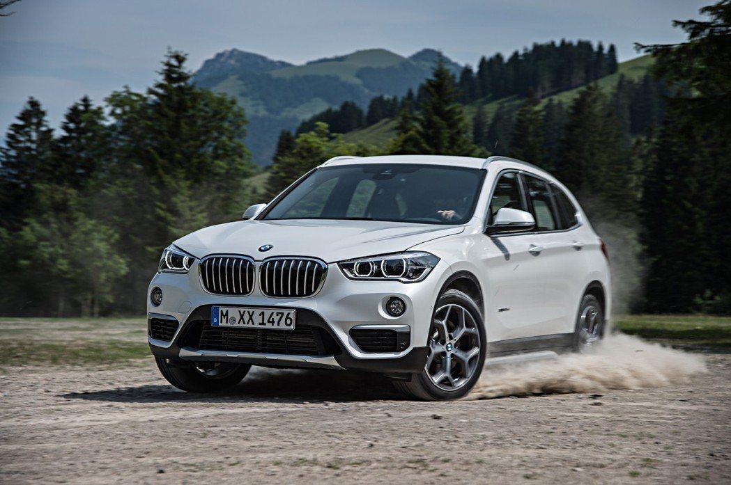目前X系列正進入世代交替的期間,但BMW X1在今年上半年的表現依然出色,挺身而出成為X系列的銷售一哥! 摘自BMW