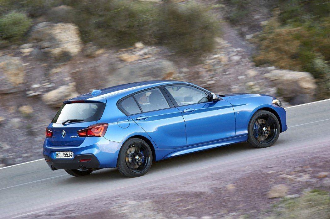 即便新世代車型即將到來,BMW 1-Series的銷售表現仍舊長紅。 摘自BMW