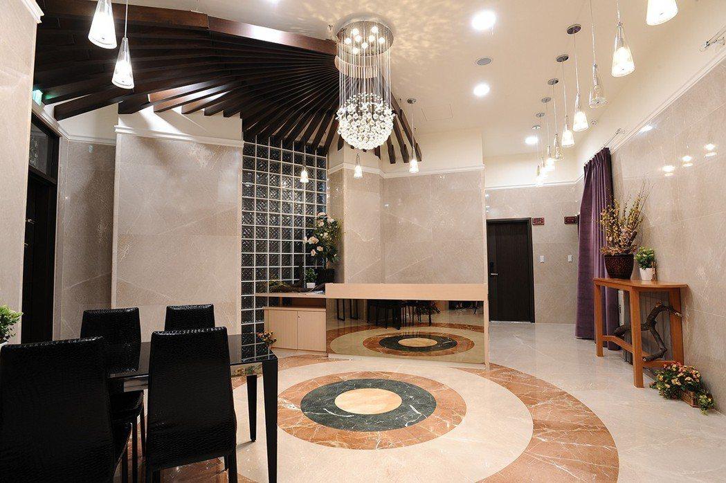 全新完工「杜蘭朵公主」全室裝潢總價880萬起。 圖/杜蘭朵 提供