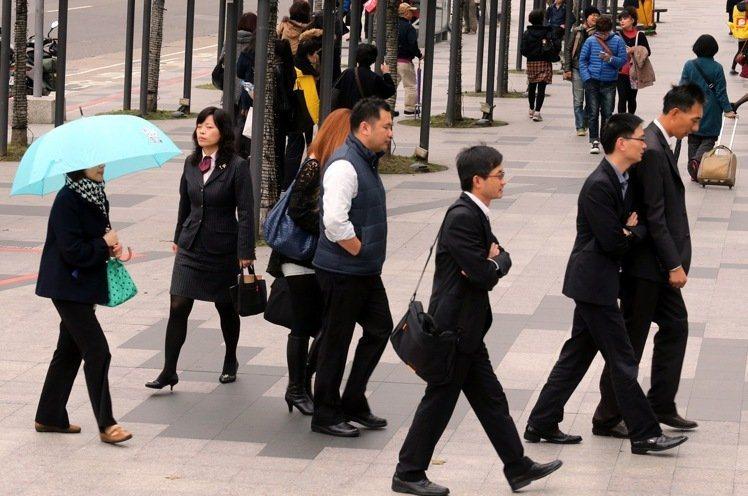在台北生活不易,各項開銷都非常大。網友表示,「能活著就是奇蹟」。 報系資料照
