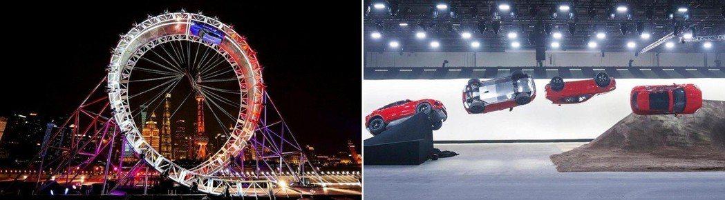 Jaguar F-Pace與E-Pace,都是款締造世界紀錄的休旅豹。 摘自Ja...