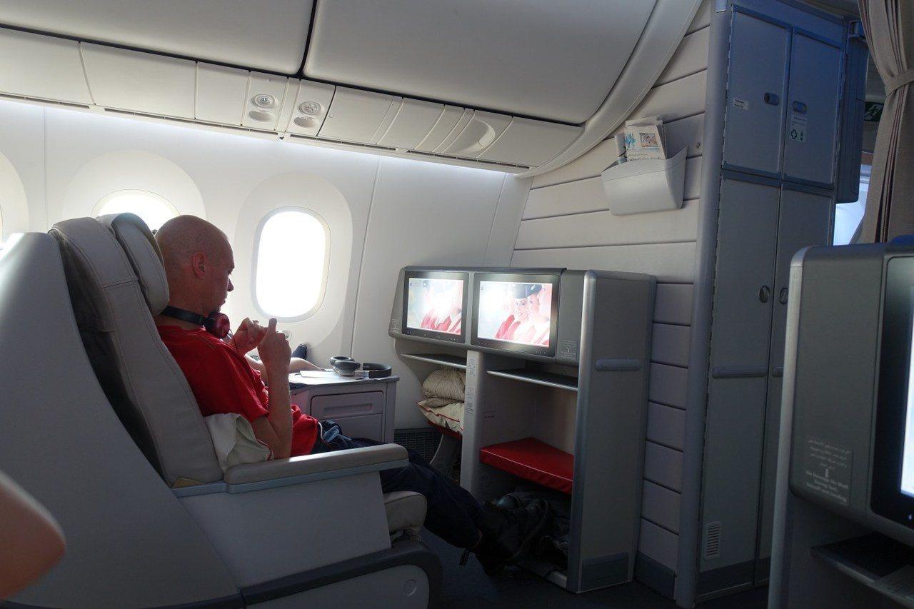 Royal Jordanian Boeing 787 圖文來自於:TripPlu...