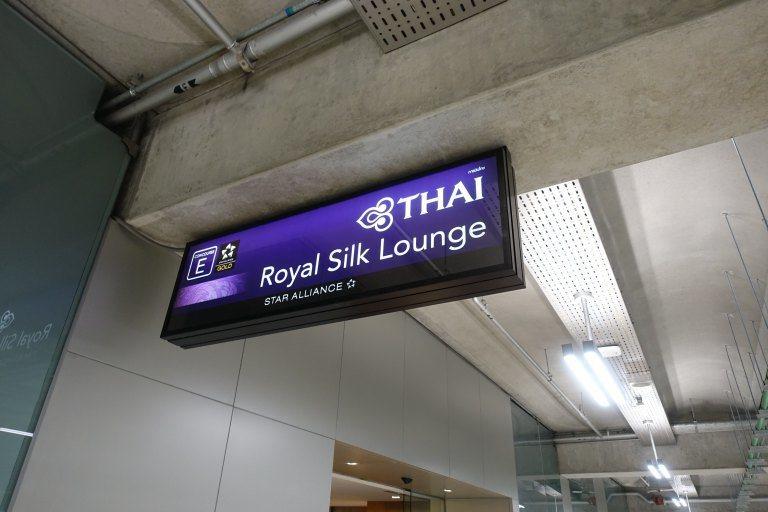 泰國航空商務艙貴賓室(位於E航廈) 圖文來自於:TripPlus