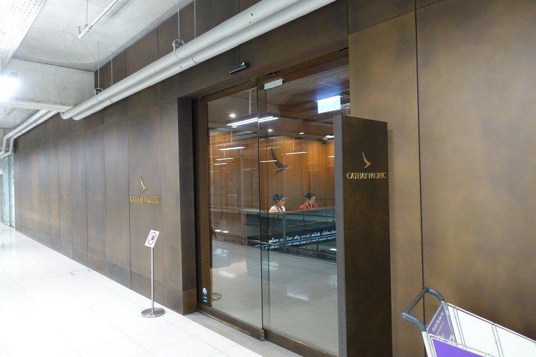 國泰航空曼谷貴賓室 圖文來自於:TripPlus