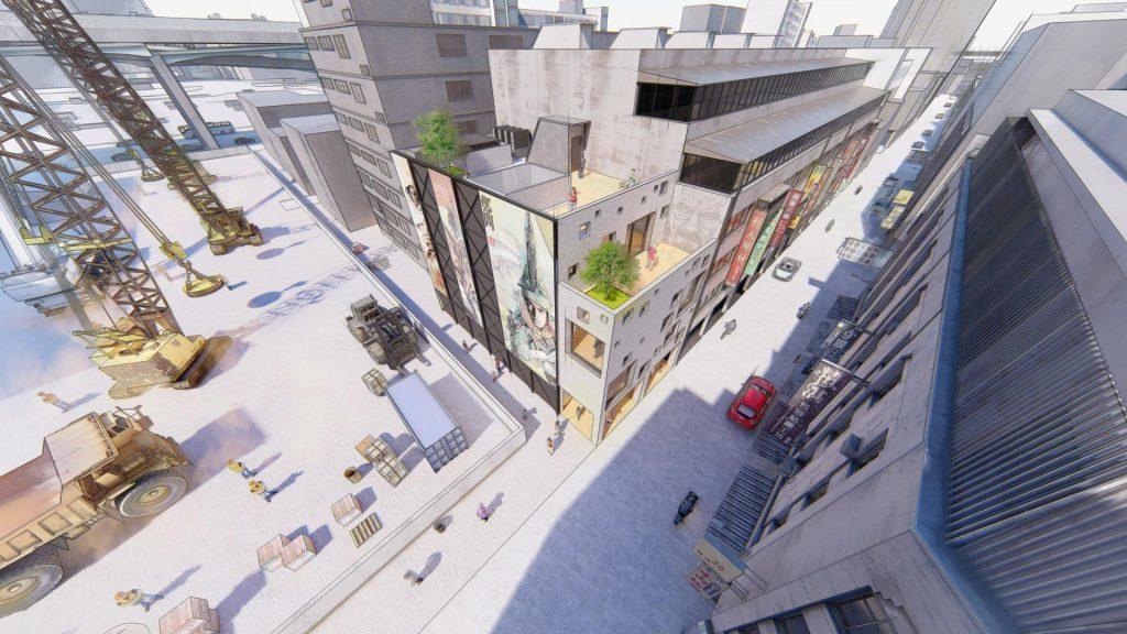 「埕」未來能活化華陰街區域。圖/ UPGA 瓦建設計提供。