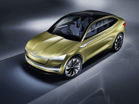 Skoda vRS版電動休旅車估計於2022年上市!