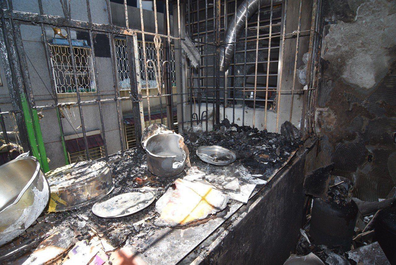 台北市近2年發生的火警,4成起火原因是烹調不慎,其中以煮焦最多,消防局提醒民眾「...