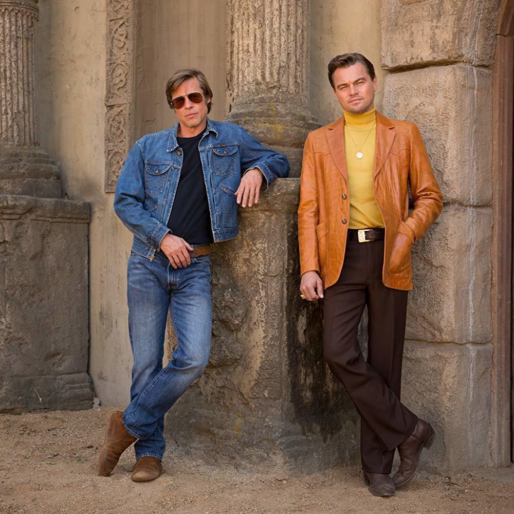 布萊德彼特與李奧納多狄卡皮歐終於要在「好萊塢殺人事件」合作。圖/摘自imdb