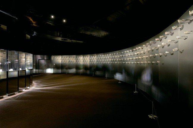 The Worlds of Chaumet高級珠寶展中,除了可欣賞到CHAUME...