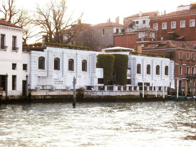 威尼斯「佩姬古根漢收藏館」。 圖/古根漢基金會提供