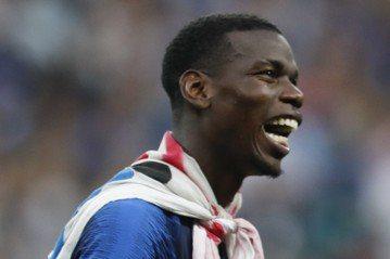 法國世足奪冠 中場球星博格巴更上一層樓