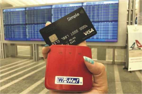 暑假旅遊旺季,上海銀行簡單卡提供高額現金回饋,日韓刷卡3%。 上海銀行/提供